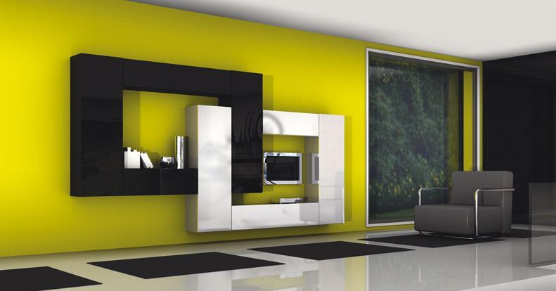 Wood - furniture.biz products wall units pescarollo mix'n ma.